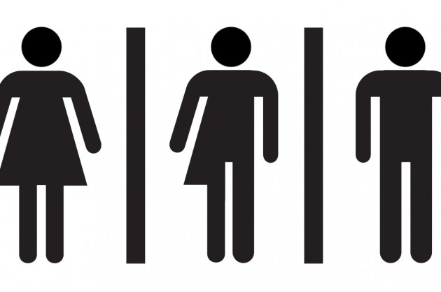 Transgender Bathroom Graphic