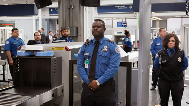 TSA Screeners
